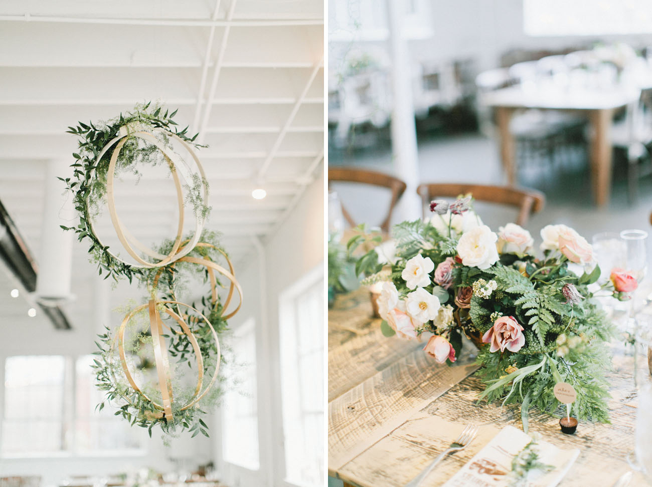 Famous Greenery For Wedding Centerpieces Pictures - The Wedding ...