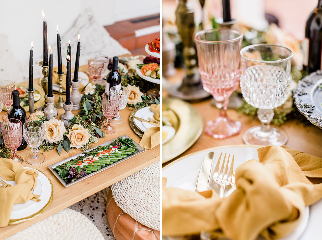 Boho Inspired Bridal Shower