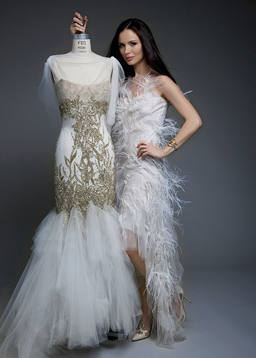 10 Minutes With Georgina Chapman Of Marchesa Strapless