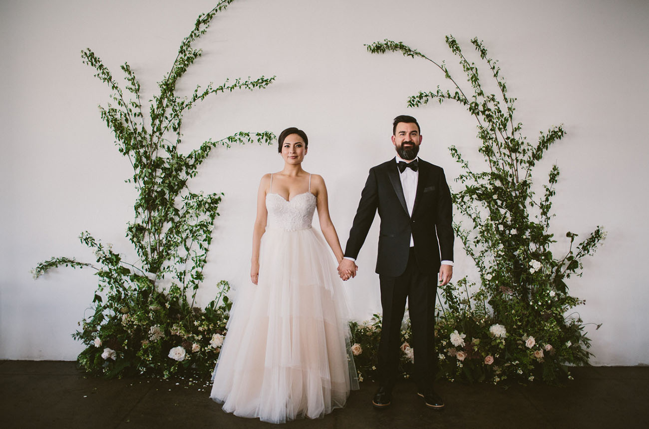 Westlund photography strapless wedding dresses for Downtown los angeles wedding dresses