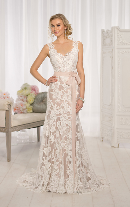 New Style Vintage Wedding Dresses fall in 2015