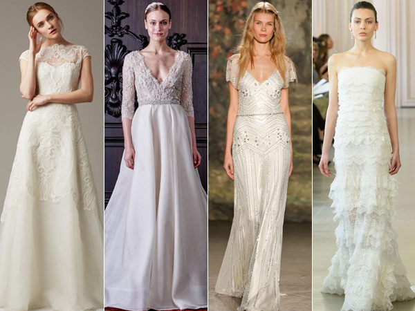 2016 Spring And Summer The Most Beautiful Wedding Dress