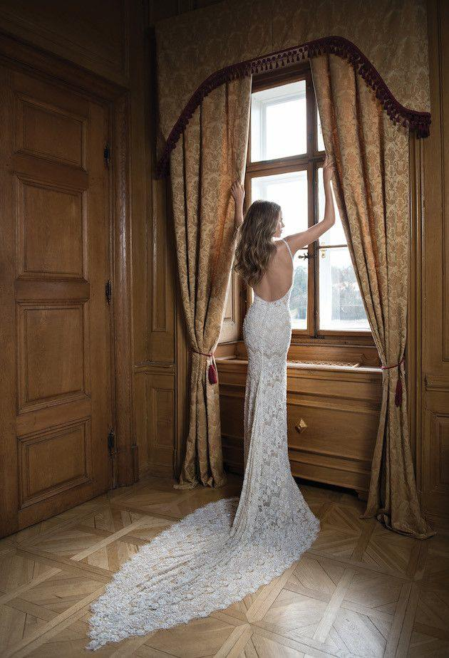 Berta Backless Wedding Dresses With Sexy Details 2016