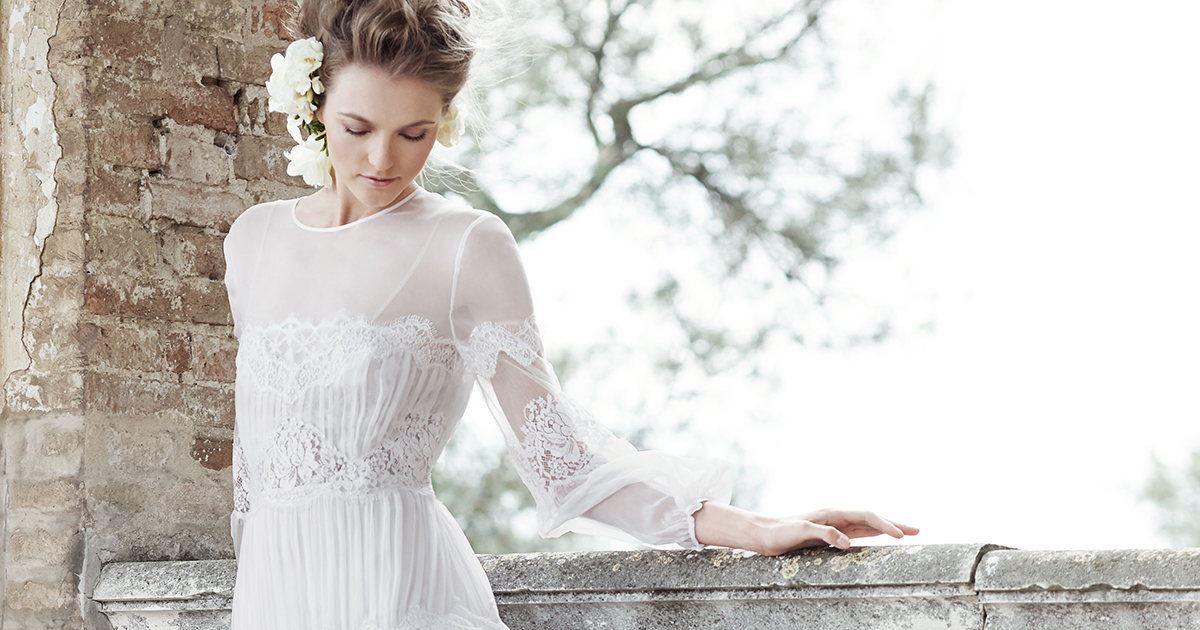 Fall 2016 Bridal Weding Dresses Collection