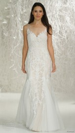 Watters 2016 Latest Wedding Dress
