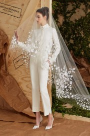 Designer and Affordable Carolina Herrera 2017 Wedding Dress Runway Trend Sale Online